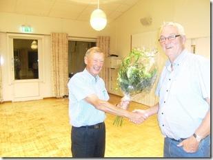 Knut Nilsson avgång ur styrelsen
